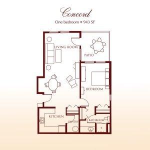Concord Suite