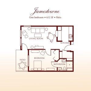 Jamestowne Suite
