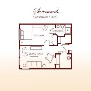 Savannah Suite