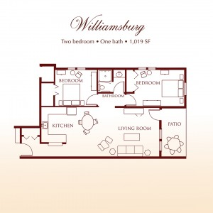 Williamsburg Suite
